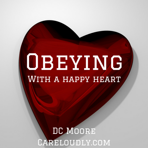 Obeying How's Your Heart?
